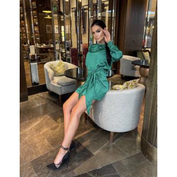 Hera Dress Emerald